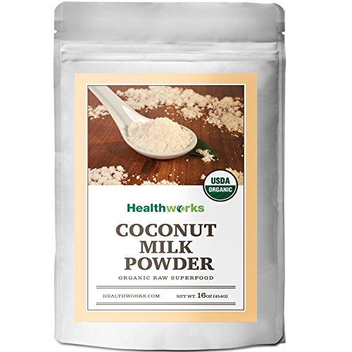 Healthworks Coconut Milk Powder Organic (Dairy Free)