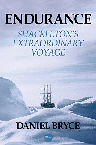 Endurance: Shackleton's Extraordinary Voyage cover