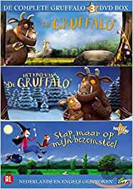 De Gruffalo DVD Collectie: Amazon.es: Libros en idiomas
