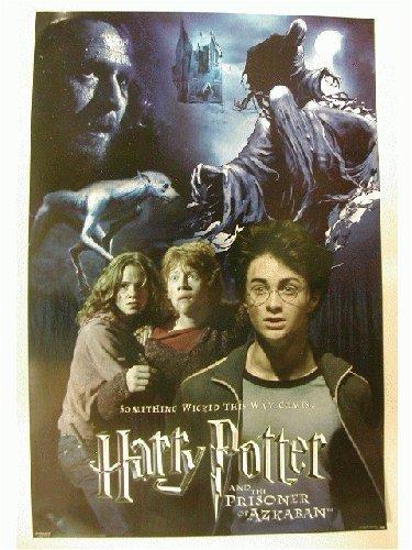 Harry Potter Poster Prisoner of Azkaban Sirius Black