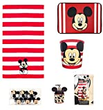 Disney All New Mickey Mouse Bathroom Set Featuring Mickey Mouse