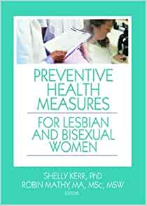 Measure preventive health lesbian woman Bisexual