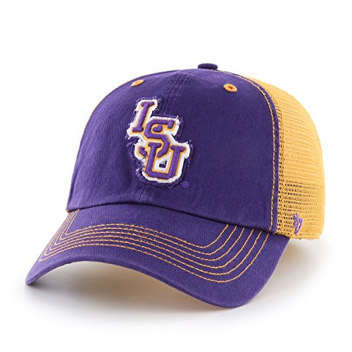 e64d2ed1672 LSU Tigers Fitted Hats.