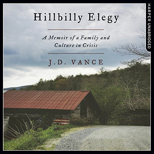 Hillbilly Elegy Audiobook by J. D. Vance [Free Download by Trial] thumbnail