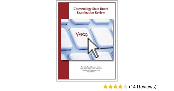 Cosmetology State Board Examination Review: Provides you