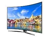 SAMSUNG UN55KU750DFXZA LED Curved 4K 120 MR Full HD Smart TV, 55 (Certified Refurbished)