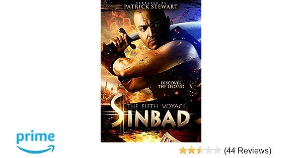b10d77debc Amazon.com: Sinbad: The Fifth Voyage: Shahin Sean Solimon, Patrick Stewart,  Lorna Raver: Movies & TV