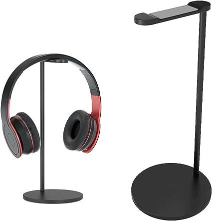 Soporte para audífonos Soporte de audífonos de aluminio universal ...