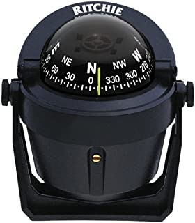 Ritchie Navigation 128-B51 Compás, Negro, Talla Única Talla Única B-51