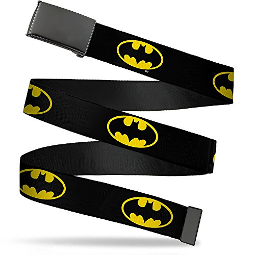 Buckle-Down Web Belt Batman 1.25
