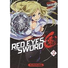 Red eyes sword - Nº 2: Akame Ga Kill ! Zero