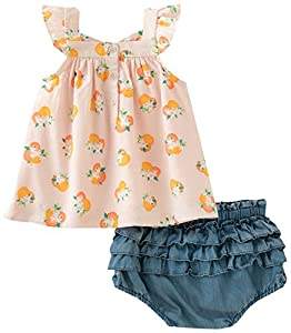 kate spade york Baby Girls' Orangerie Short Set