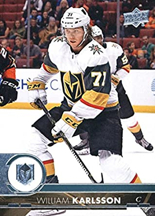 d3019d8ef 2017-18 Upper Deck Series 2  433 William Karlsson Vegas Golden Knights  Hockey Card