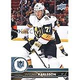 2017-18 Upper Deck Series 2 #433 William Karlsson Vegas Golden Knights Hockey Card