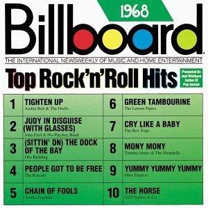 Billboard Top Rock N Roll Hits 1968 By Gaye