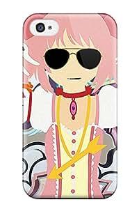 Richard V. Leslie's Shop 5554524K196504741 graffiti sun pinkalternative art Anime Pop Culture Hard Plastic iPhone 4/4s cases