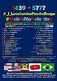 capa de # I Love Samba MoisÉs Na Palestina