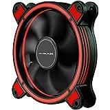 Cooler Fan Ring 120mm Spectrum LED Vermelho