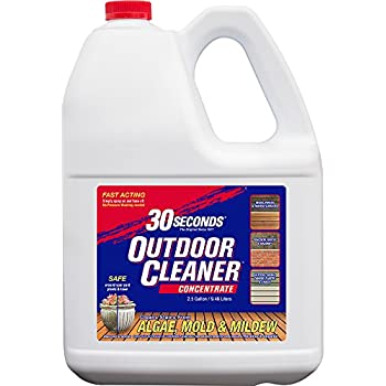 Amazon Com 30 Seconds Outdoor Cleaner 2 5 Gallon