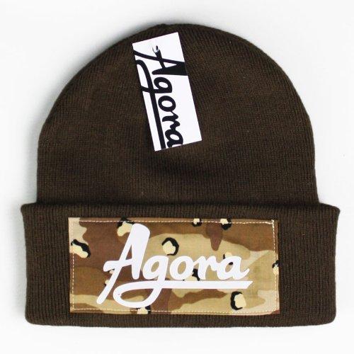 de Sombrero Agora de personalizado camuflaje de Chip chocolate gorro qrwgEr