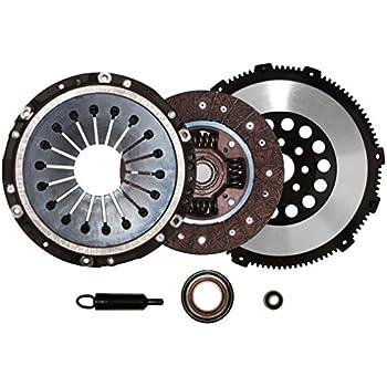 QSC Toyota Supra 1JZGTE 2JZGTE Stage 1 Clutch Kit + Forged Flywheel