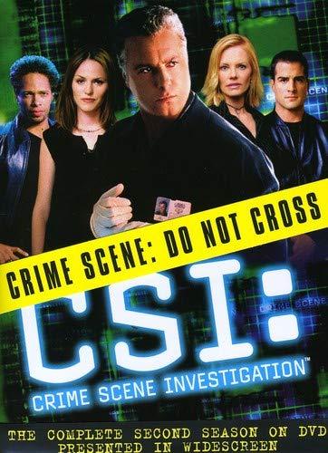 - CSI: Crime Scene Investigation: Season 2