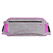 Universal Bolsa de gimnasio Cintura Cinturón para Samsung S8S8Plus S7S6Edge iPhone 77Plus 66S Plus Case Running Sport Phone Cases Pouch