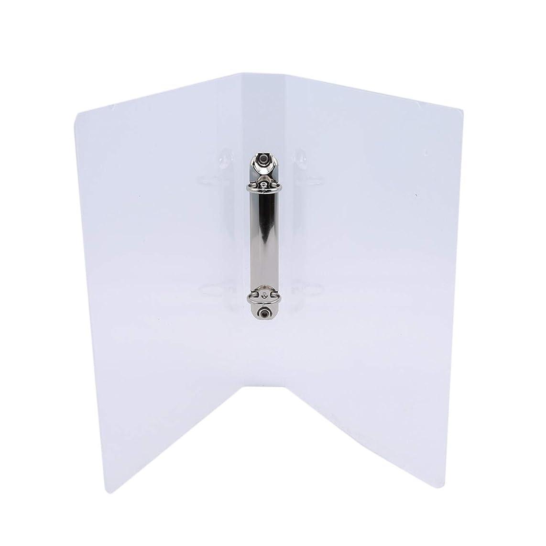 クルーズこの穿孔するコクヨ ファイル リングファイル NEOS A4 180枚収容 オフホワイト フ-NE420W