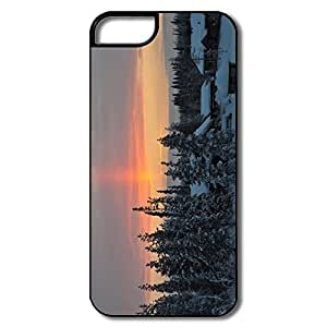 Custom Shells Particular Winter Chalets For IPhone 5/5s