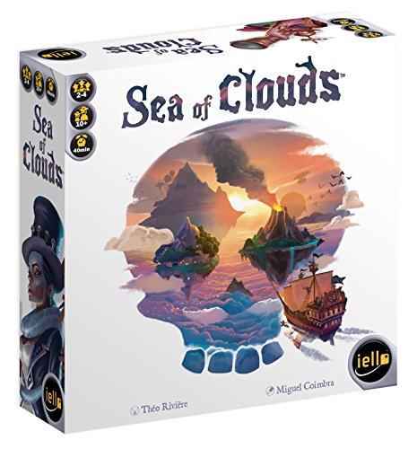 IELLO Sea of Clouds Board - Sea World Ride