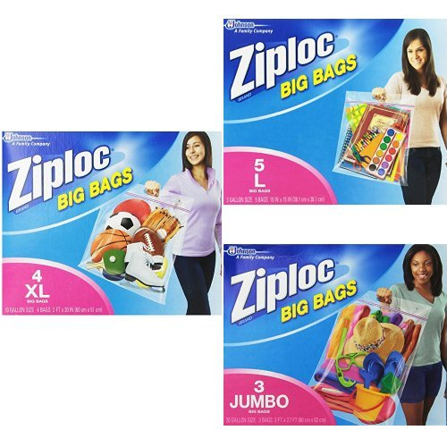 ziploc big bags - 5