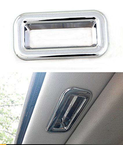 (YUZHONGTIAN 2011-2015 for Jeep Patriot Inner Accessories Sun Roof Handle Bowls Trim Cover )