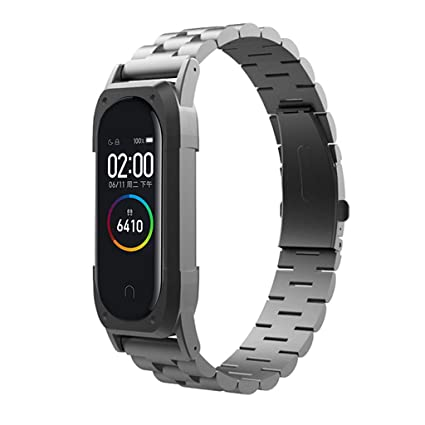 Amazon.com: Sodoop Bands for Xiaomi Mi Band 4 New,Classic ...