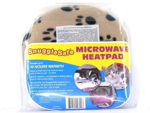 (2 Pack) Lenric - Snugglesafe Microwave Heat Pad by Lenric C21 Ltd