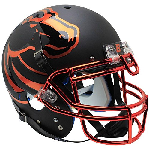 Boise State Broncos Halloween Officially Licensed XP Authentic Football Helmet -