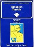 Tunisia: Political (International Road Map) (German Edition) (English and German Edition)