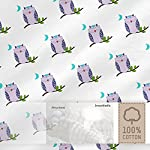1-Fitted-Muslin-Cotton-Baby-Crib-Sheets-For-Better-Sleep-Premium-Soft-Breathable-Cotton-Sheets-For-Babies-Unisex-Cute-Prints-For-Infants-Toddlers