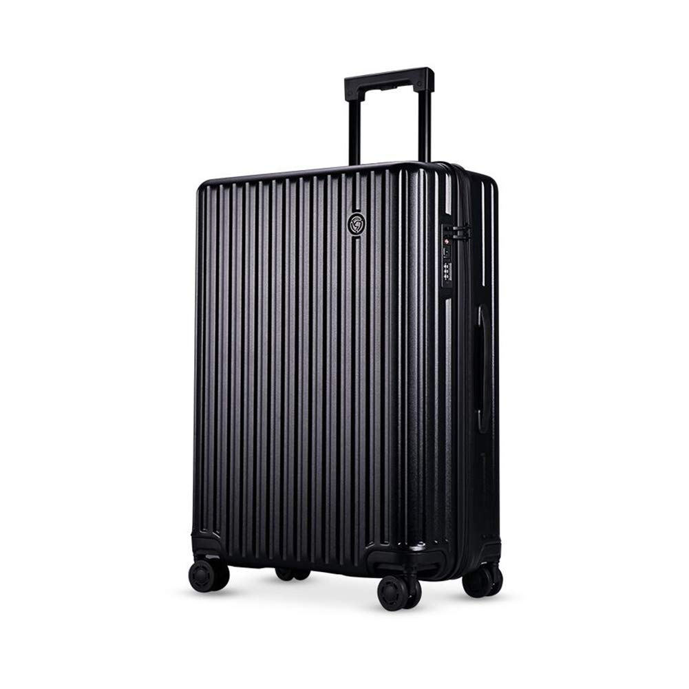 実用的なスーツケース スーツケース、トロリーケーストラベルバッグユニセックス防水荷物バッグパスワードボックスハンドバッグTSAロックホールドオールバッグ搭乗シャーシは2028インチ荷物 (色 : B, サイズ : 38*23*50cm) B07T645YV9 B 38*23*50cm