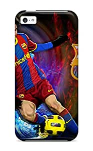 (OozEbzy3769WZbph)durable Protection Case Cover For Iphone 5c(lionel Messi Photos)