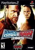 WWE SmackDown vs. Raw 2009 - PlayStation 2