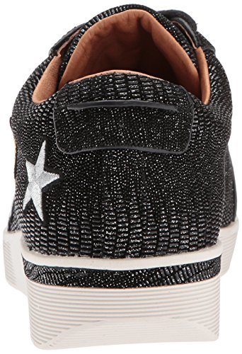 Anime Gentili Womens Haddie Low Profile Con Stelle Fashion Sneaker Nere