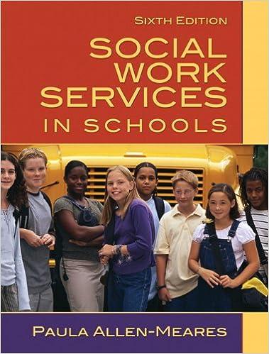 Social Work Services In Schools 6th Edition Paula Allen Meares