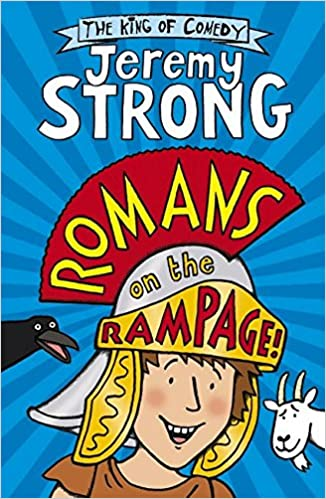 Image result for romans on the rampage book