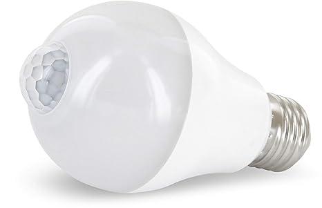 Lampada led con sensore di movimento a ° sensore crepuscolare
