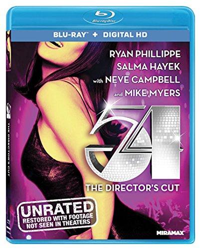 54 Director\'s Cut [Bluray + Digital HD] [Blu-ray]