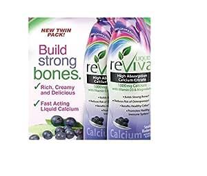 Liquid reviva calcium