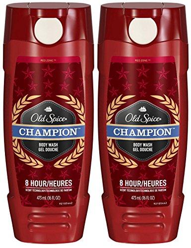 Old Spice Red Zone Body Wash, Champion 16 oz