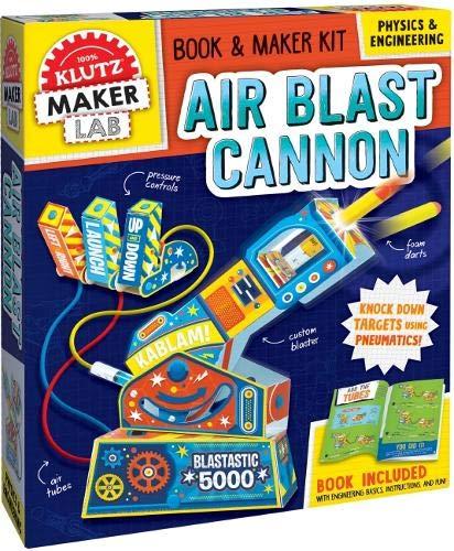 Klutz Maker Lab Air Blast Cannon (Blast Air)