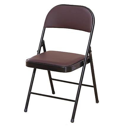 Chair QL sillones Plegables Silla Plegable Sillón para el ...