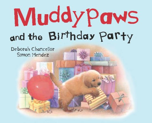 Muddypaws And The Birthday Party (Picture Board -